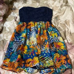 Cute Tropical Dress 2 for 15!